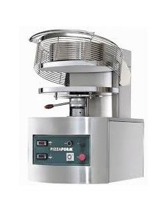 PRENSA DE PIZZAS CUPPONE PIZZAFORM MOD. PZF/40DS. PIZZA DE 400MM DIAMETRO. 5200W
