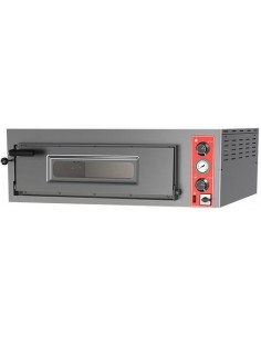 HORNO PIZZA 4 DE 330MM. ELCTRICO 400V MOD ENTRY 4