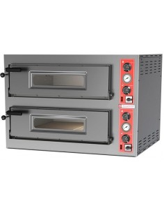 HORNO PIZZA 4+4 DE 330MM. ELCTRICO 400V MOD ENTRY 8